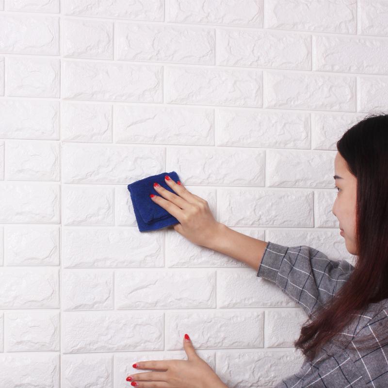 小薇电视纹壁纸QB-01