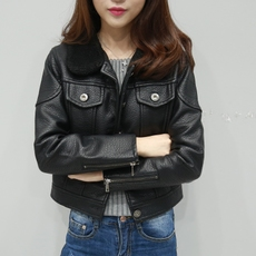 Leather jacket OTHER 2015 Pu