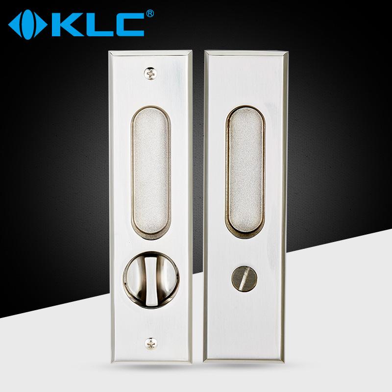 klc简约移门钩锁KZ1-Y01BK