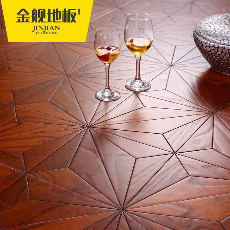 金舰实木复合地板 p8252