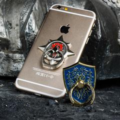 影时光魔兽周边 手机指环支架 懒人支架粘贴式IPAD桌面创意手机扣