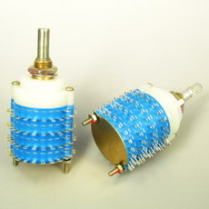 резистор Progressive potentiometer 4X24