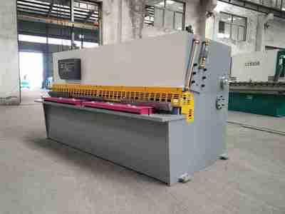 【江南】4x2500液压剪板机小型全自动数控不锈钢折边机折板折弯机