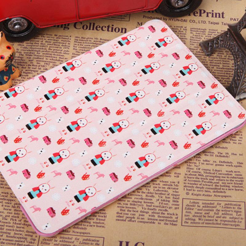 mini1保护套全包ipad mini1皮套超薄休眠卡通可爱