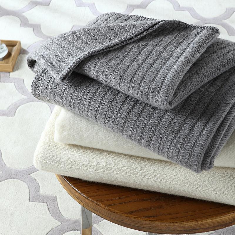 康尔馨五星级酒店澳毛毯2016101358