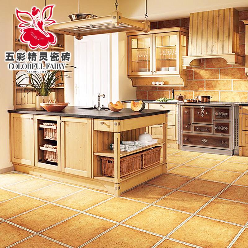五彩精灵美式乡村风格砖砖D33086