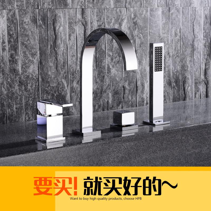 汉派浴缸龙头全铜HP5305