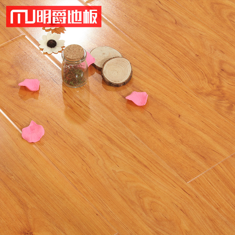明爵浪漫系列强化复合地板