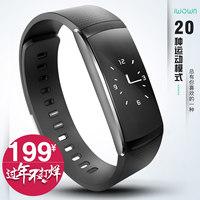 iwown埃微I6pro智能手环心率蓝牙计步器苹果安卓男女防水运动手表