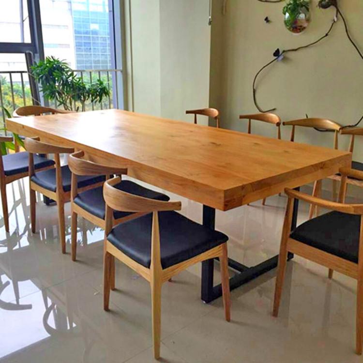 安娜西工业风办公桌ANX1