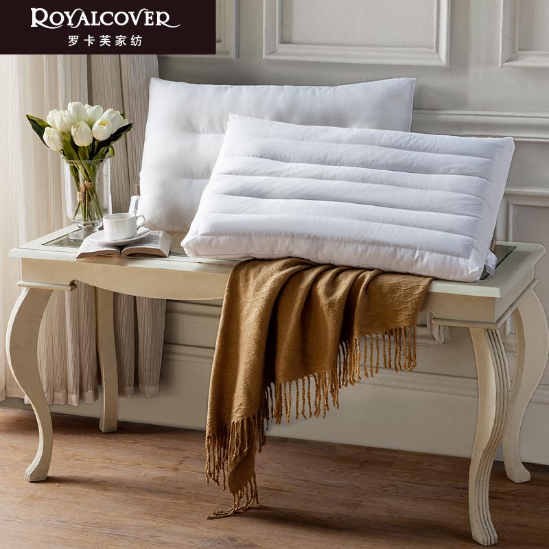 罗卡芙家纺床上用品舒适单人枕头RAC21350341