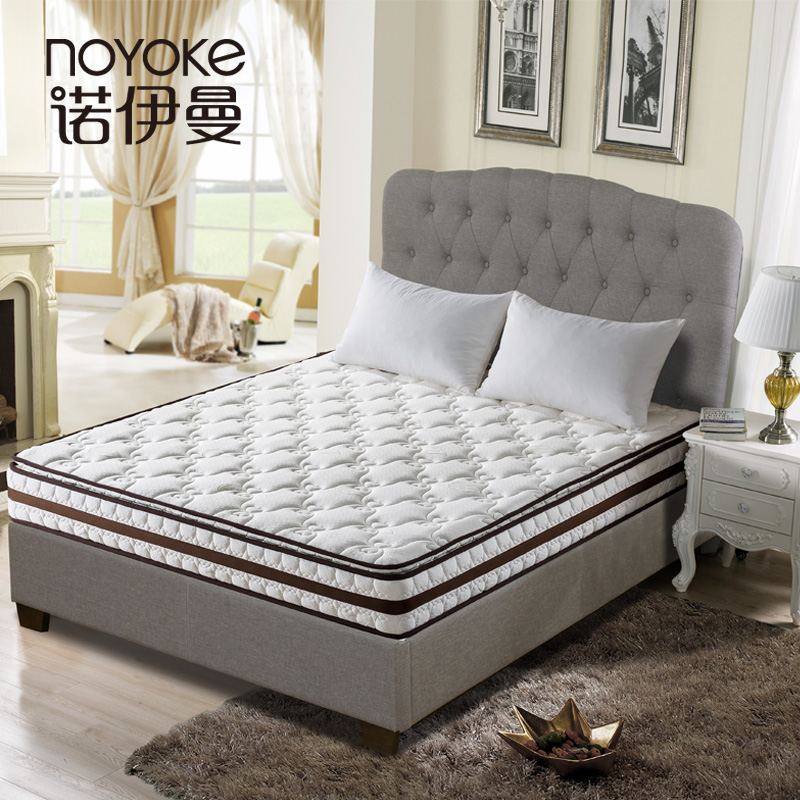诺伊曼豪华乳胶弹簧床垫AD-8289