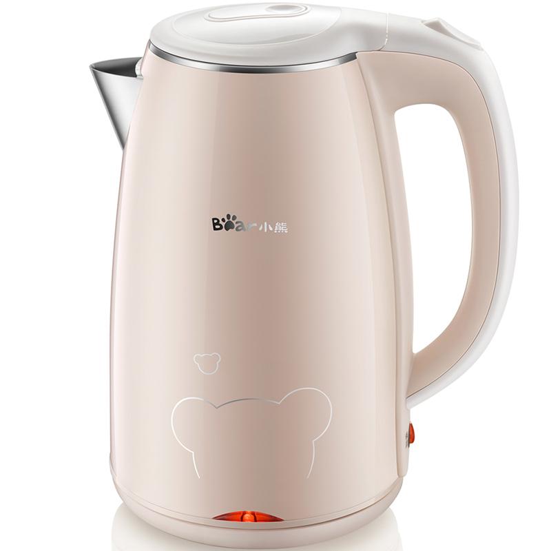 Bear-小熊 ZDH-P17H1电热水壶食品级304不锈钢家用恒温保温烧水壶