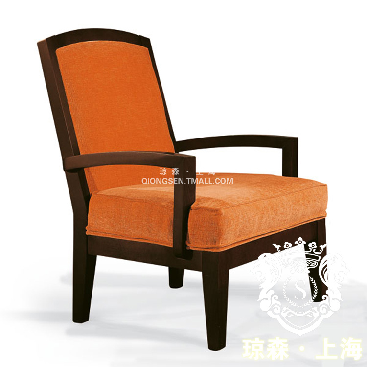 琼森单人椅spider_system