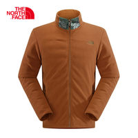 THE NORTH FACE/北面 男款抓绒衣-Tka200 Zip-In Jacket AP A2UCC