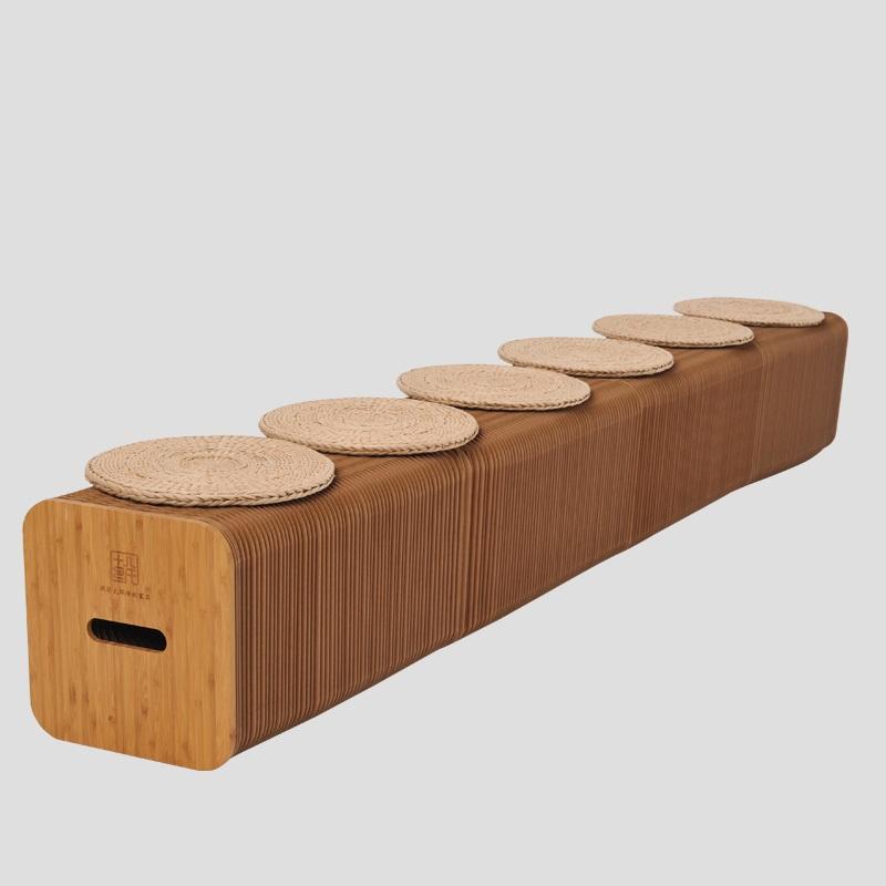 十八纸创意凳子P302812