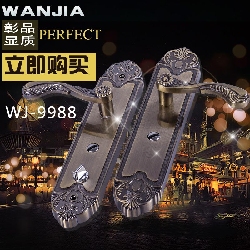 万嘉wanjia锌合金防盗门9988