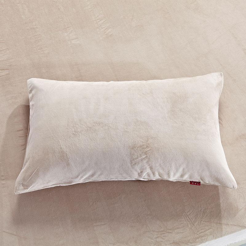 鱼跃家纺法莱绒枕套悠闲时光/枕套