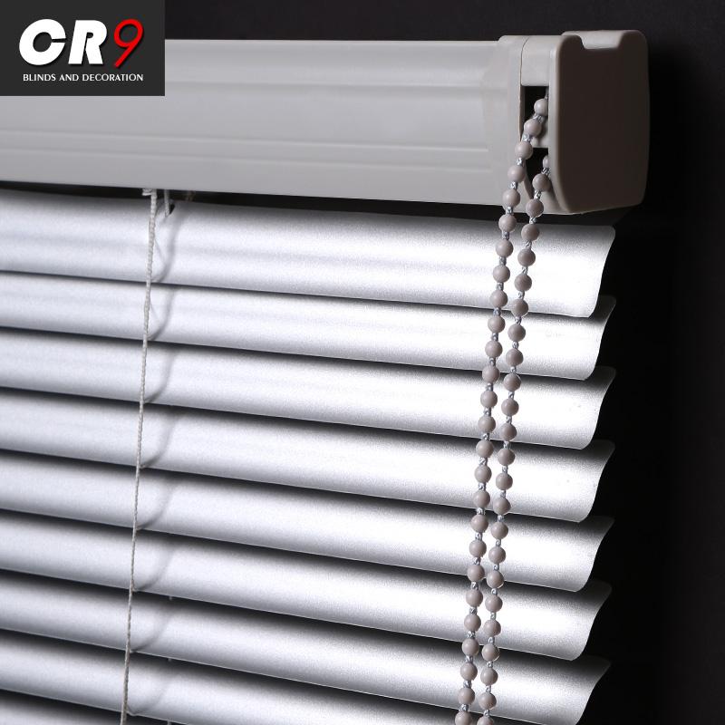 cr9铝合金百叶窗帘卷帘C-BY01