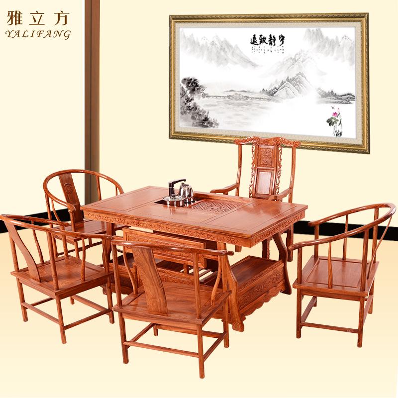 雅立方红木茶几YLF/2055