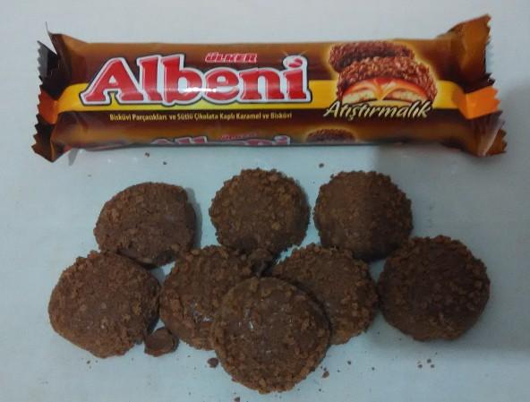 OTHER  Ulker Albeni 63g Halal