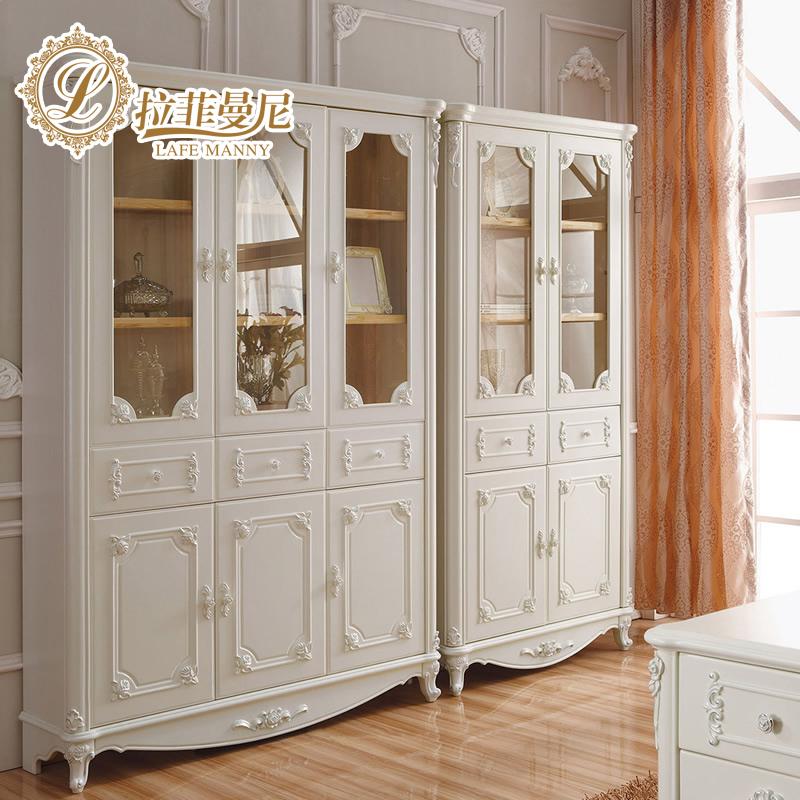 拉菲曼尼家具欧式书房书柜fg005