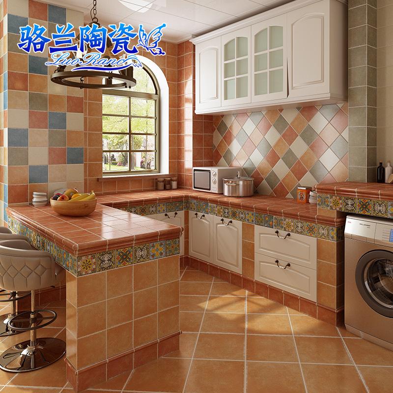 骆兰美式乡村地砖LR33210
