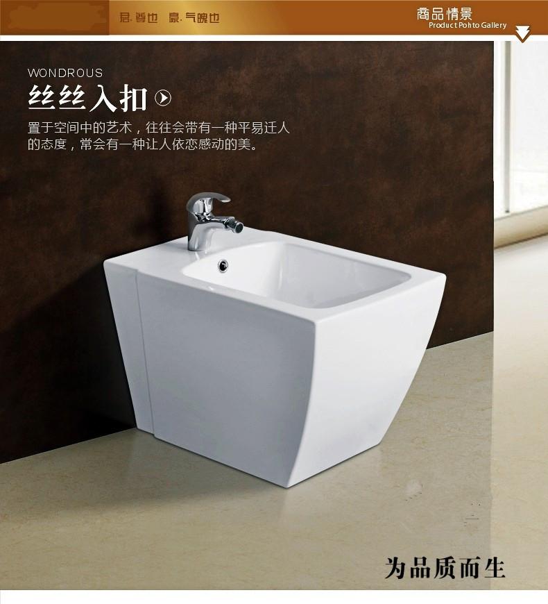 纳斯尔丁卫浴意大利风格妇洗器5398