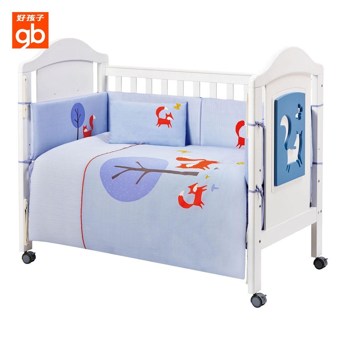 好孩子婴儿床上用品套件FZ717