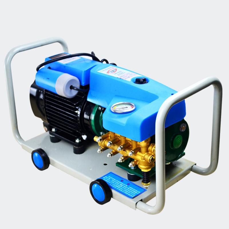 水魔力家商用洗车机220v高压全自动全铜清洗机水枪刷车泵洗车场