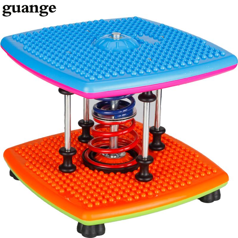 双弹簧减肥塑身扭腰机跳舞机踏步机扭扭乐扭腰盘亚洲AG集团健身运动器材