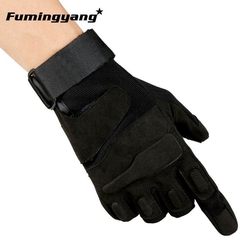 骑行手套男士全指山地车特种兵运动登山健身装备战术格斗夏薄手套