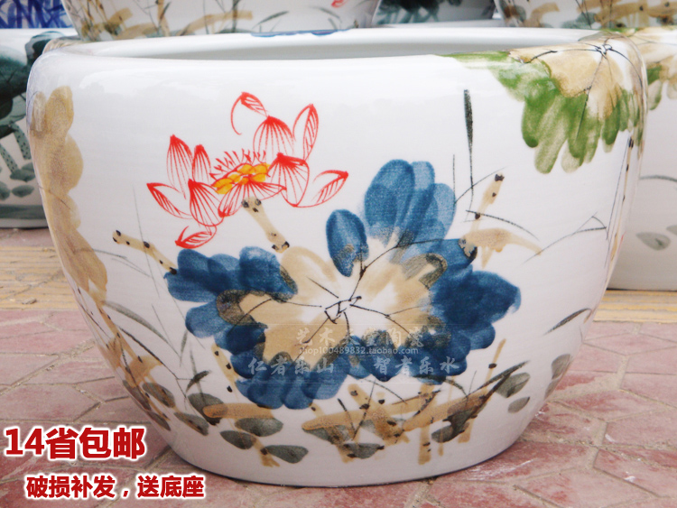 Аквариум Jingdezhen Ceramic 1366010