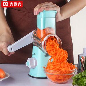 滚筒切丝器家用切片机土豆片切片器多功能切菜器厨房切丝切片神器