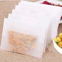 10*12cm大号玉米纤维反折茶包 一次性过滤卤味煎药泡茶袋 100片装