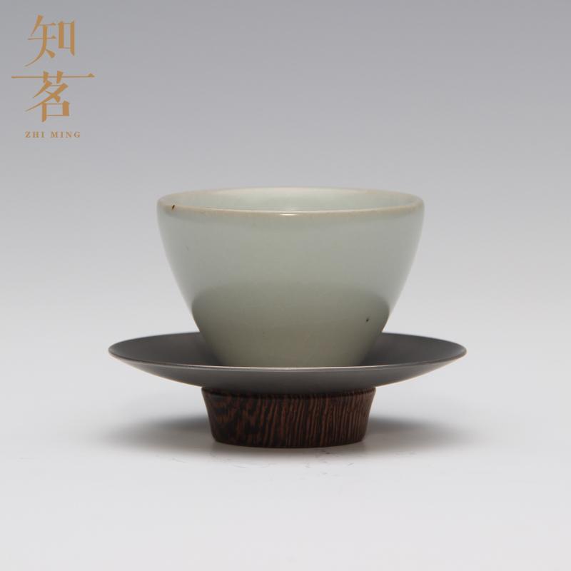 知茗台湾章格铭迷工茶器