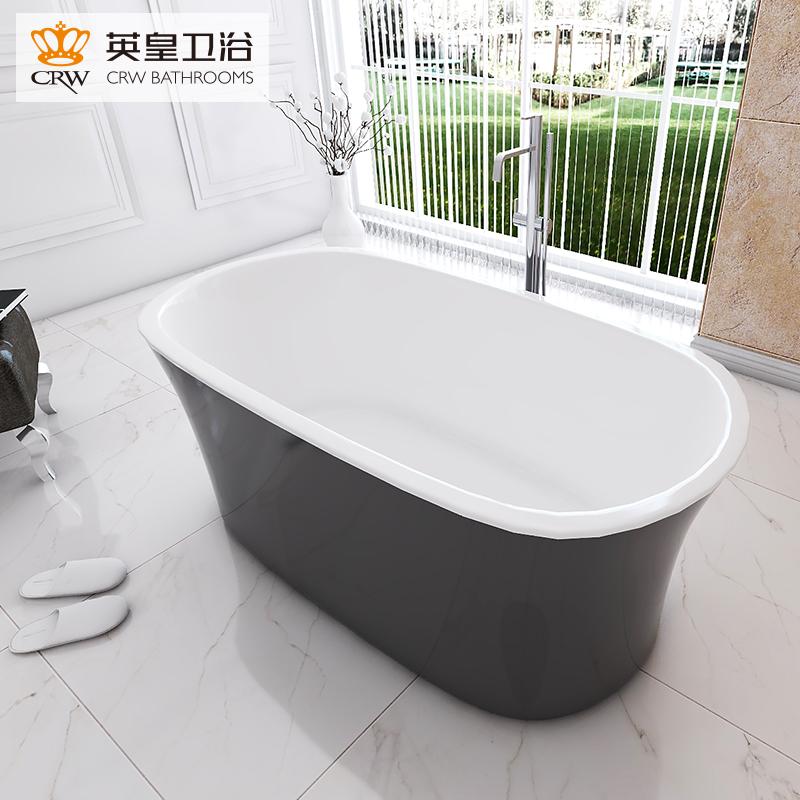 英皇独立式保温浴缸286BS