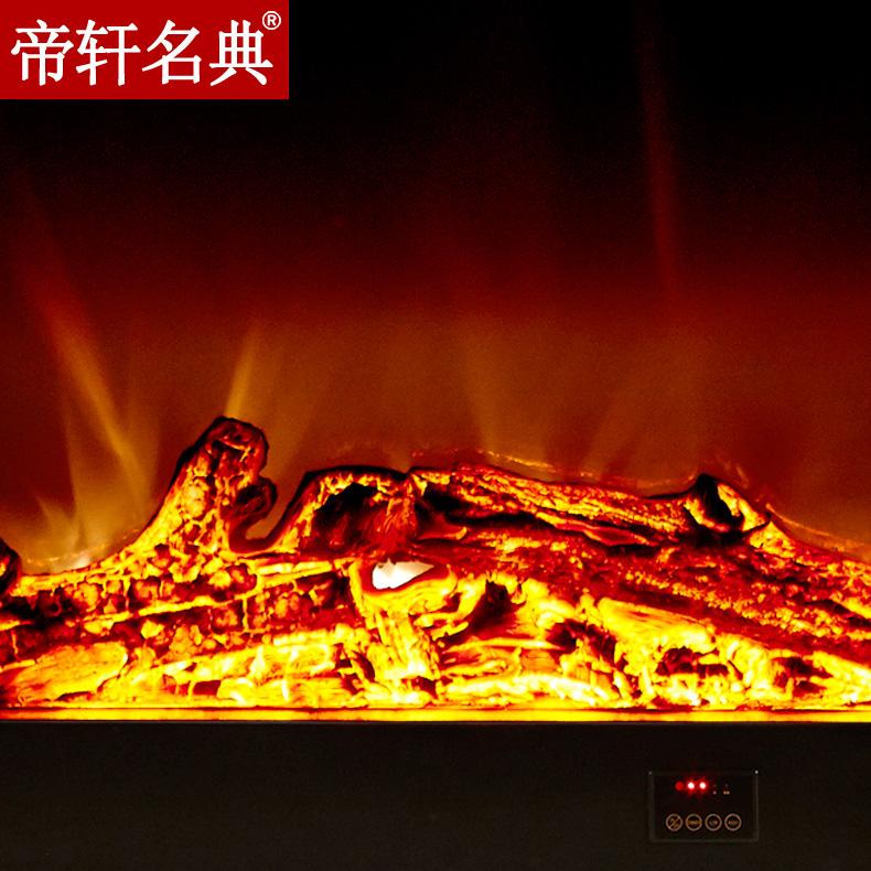 定做壁炉芯 定制炉心 嵌入式LED仿真火焰 欧式电壁炉装饰炉芯暖风