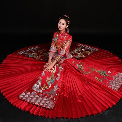 古装新娘嫁衣
