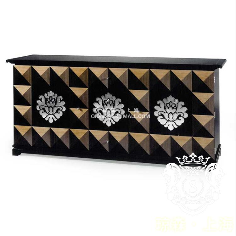琼森新古典后现代装饰柜3x001 (76)