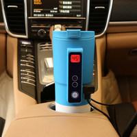 奥可宝车载加热杯泡奶机可调温便携浸入式加热器智能温奶器暖奶器