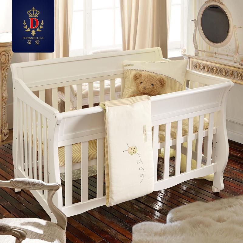 蒂爱欧式婴儿床DIAI001