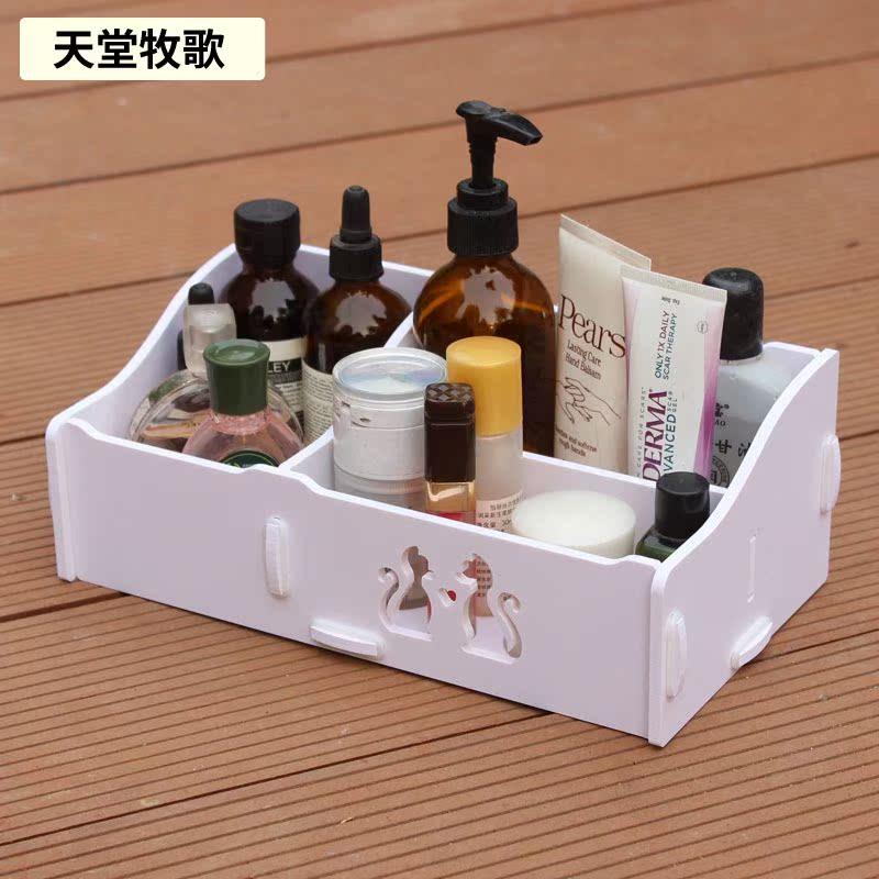 天堂牧歌创意桌面/洗漱台肥皂盒情侣猫