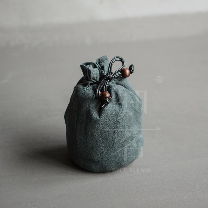 知茗小号茶杯袋便携个人杯袋