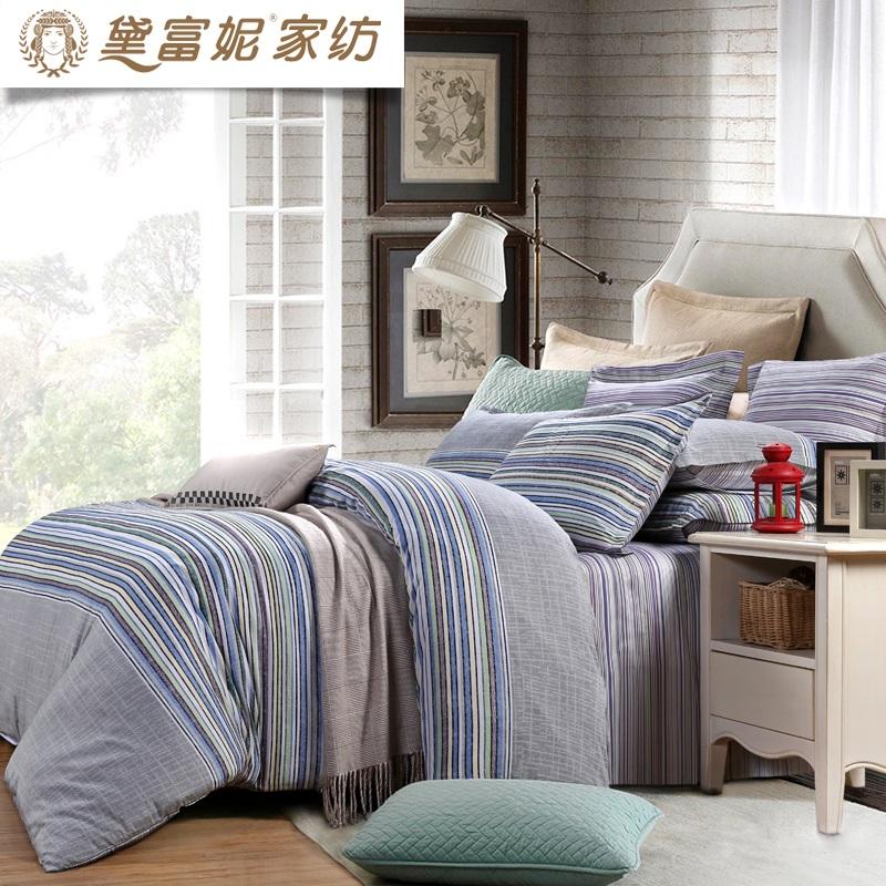 黛富妮床单被套DEB-2337-4SA