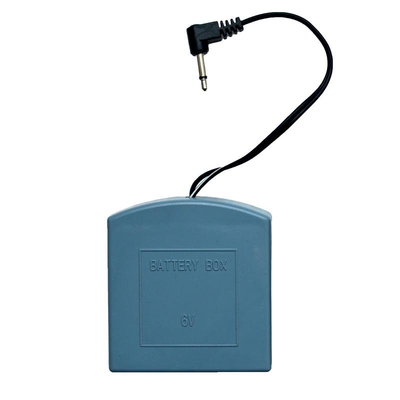 保险柜保险箱应急电池盒双接头外接电源通用电池盒通用外接电源盒 虎王电池盒 银豹 康达黑石