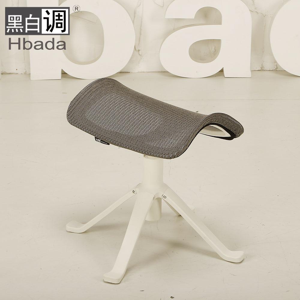 黑白调电脑椅HJT001