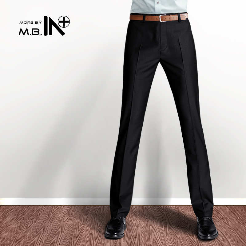Classic trousers M. B. IN + xk02001 MBIN