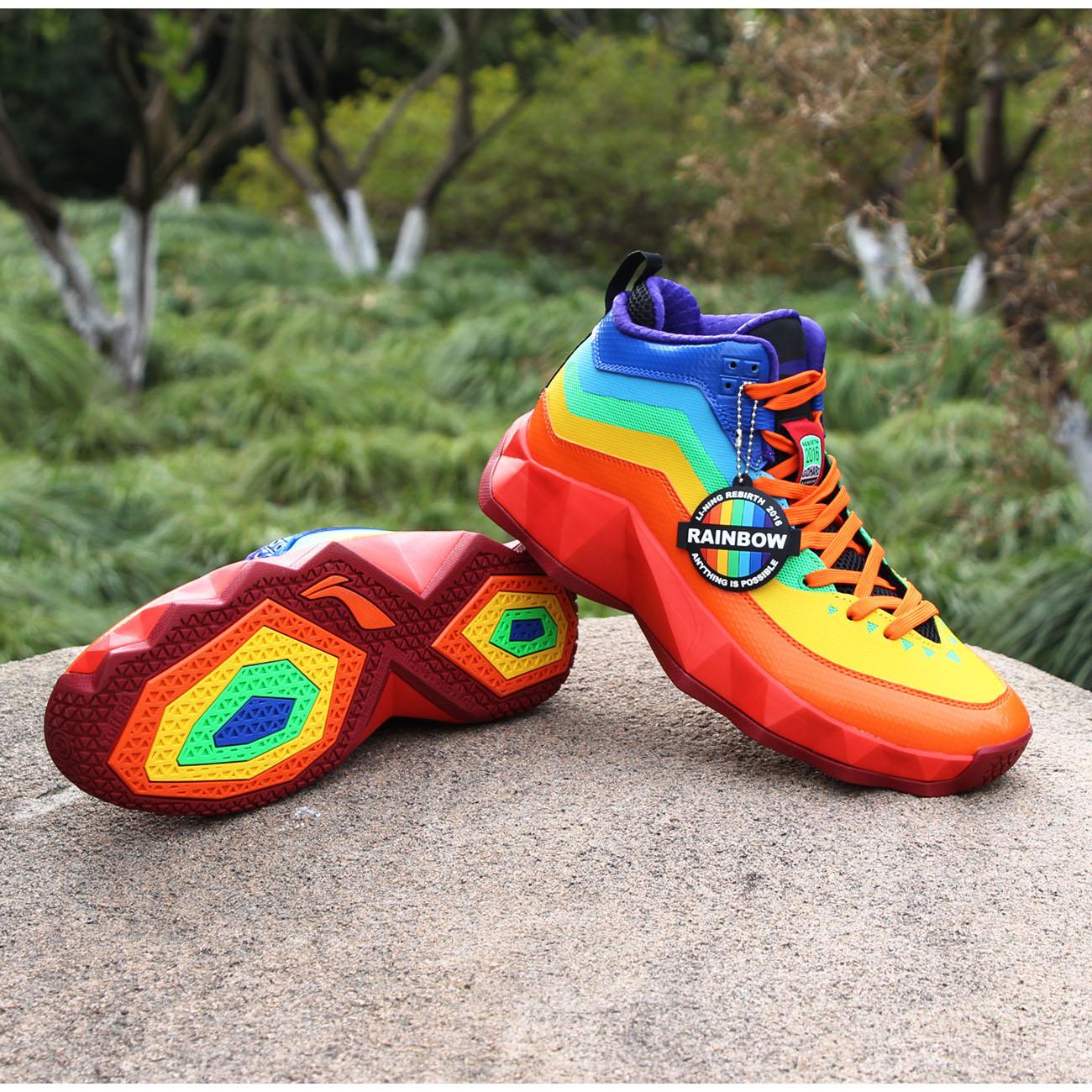 баскетбольные кроссовки Lining 2016 ABFL007