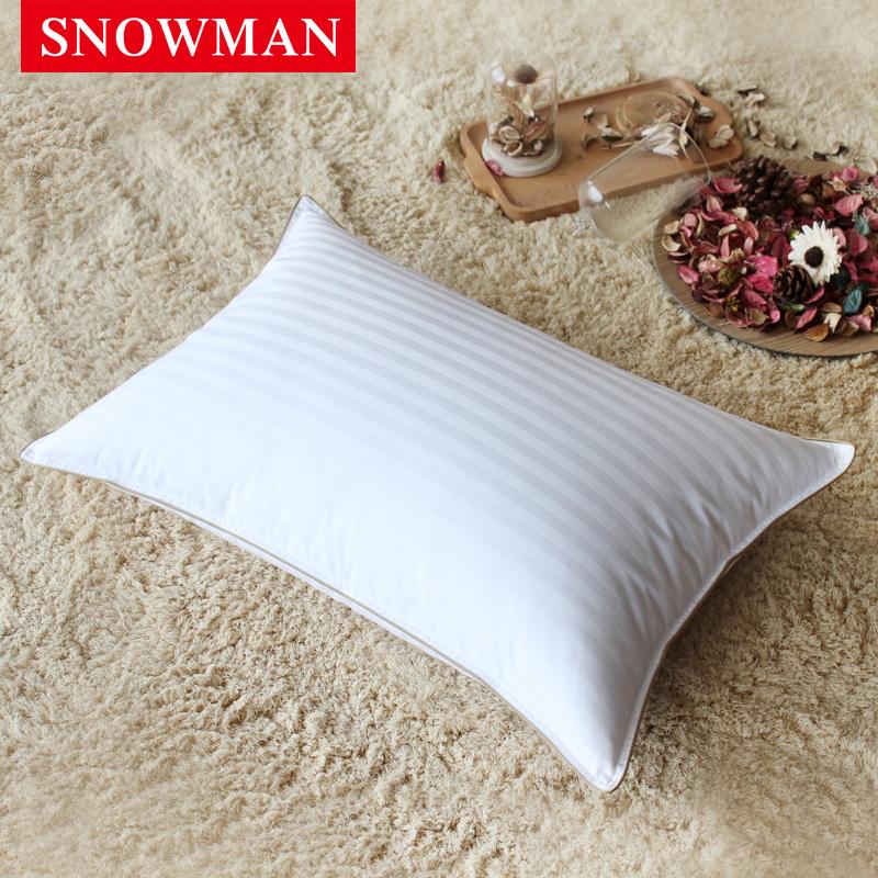 snowman/斯诺曼酒店羽绒枕szxe16005